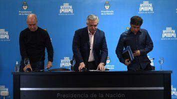 Unidos y solidarios: una Argentina con coronavirus e implosionada