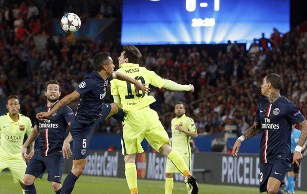 París Saint Germain tiene todo para ganar y nada para perder. (Foto:Reuters)