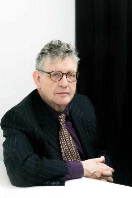 Paul Muldoon, ganador de un Pulitzer.
