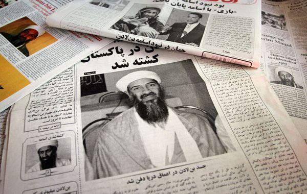 Los diarios árabes publicaron en sus portadas la muerte de Bin Laden tras la operación Gerónimo