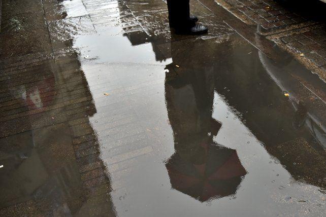 El Servicio Meteorológico anuncia chances de lluvias para hoy.
