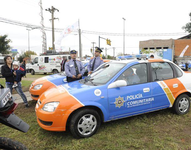 Asegurado destacó la experiencia de la Policía Comunitaria. (Foto: S. Toriggino)