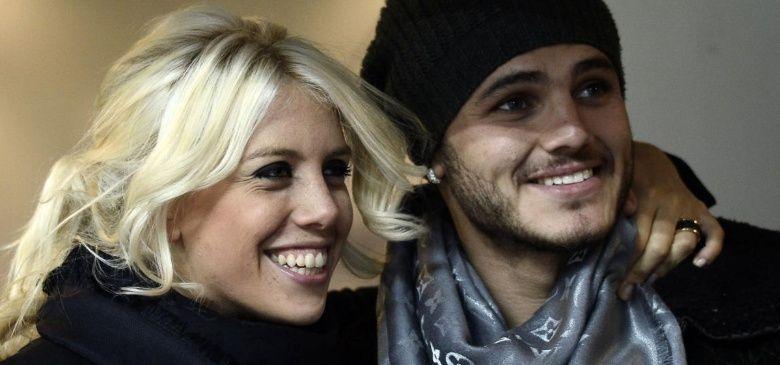 La pareja otra vez en la polémica por los hijos de Maxi López.