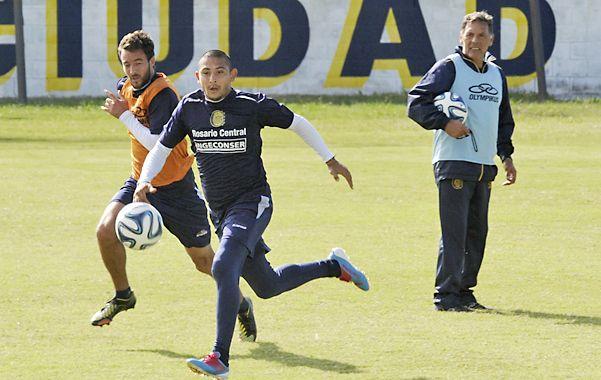 Al ruedo. Ante la lesión del uruguayo Abreu