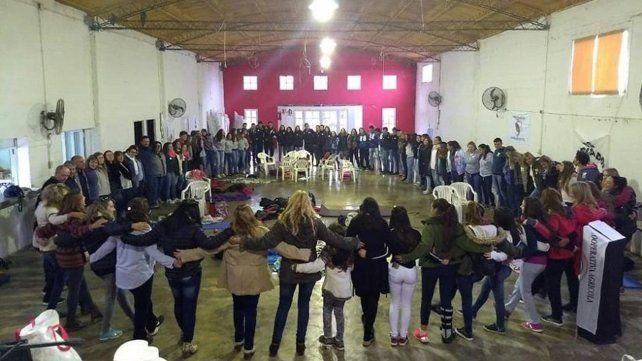 Unos 800 jóvenes llegaron al encuentro de cooperativas escolares