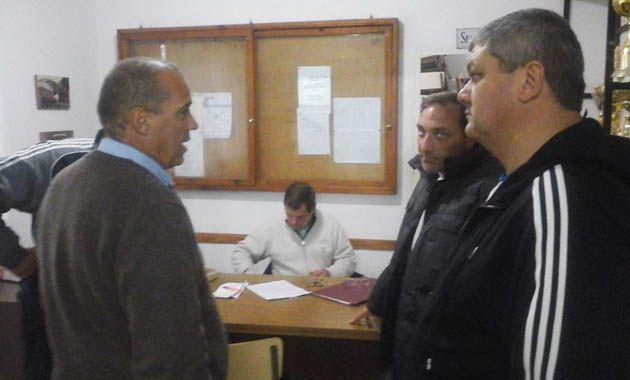 Visitamos los clubes de Rosario proponiendo mejoras y escuchando las necesidades de los socios