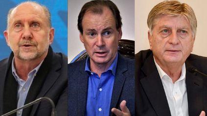 Perotti, Bordet y Ziliotto piden que le levanten las restricciones a las exportaciones de carne.