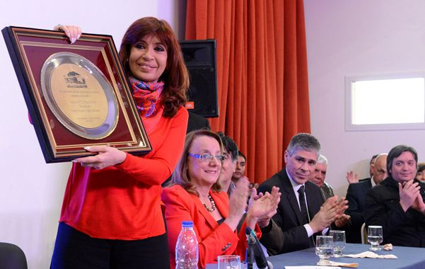La presidenta quiere que Alicia Kirchner sea la próxima gobernadora de Santa Cruz.