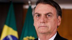 Complicado. Bolsonaro podría terminar despedido por el Congreso por su desmanejo de la pandemia.