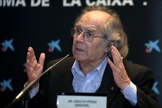 Pérez Esquivel opinó sobre la visita de Obama al Parque de la Memoria.