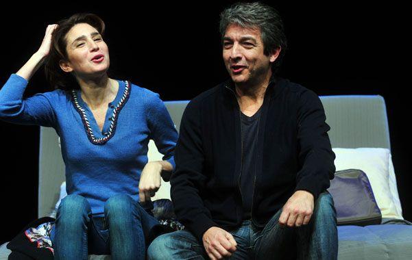 El amor después del amor. Valeria Bertucelli y Ricardo Darín encarnan los personajes del director sueco.