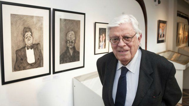 Menchi Sabat fue un destacado dibujante nacido en Montevideo.