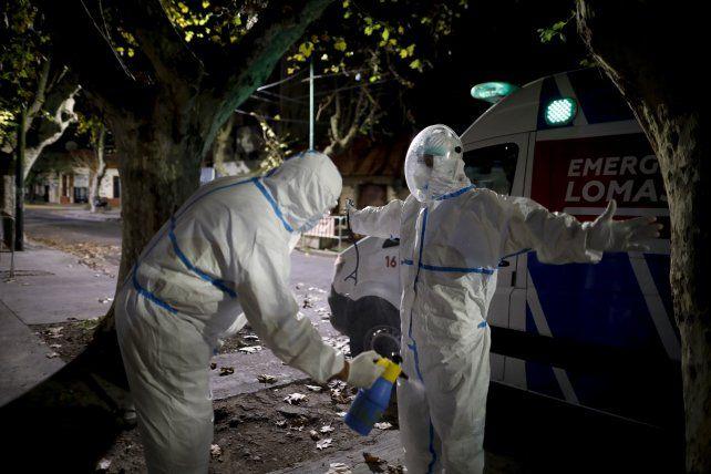 Rosario ya superó los 2.800 muertos por coronavirus desde el inicio de la pandemia.