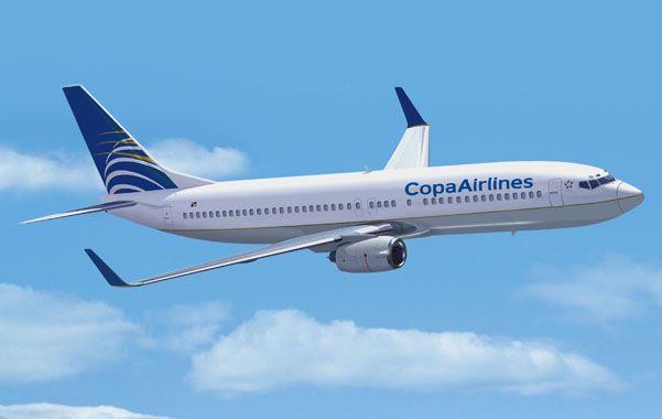 pidiendo pista. La aerolínea panameña hace base en Rosario.