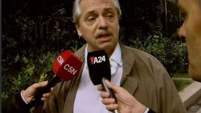 Alberto Fernández llamó a Perotti, quien no da indicios sobre su posible respaldo a CFK