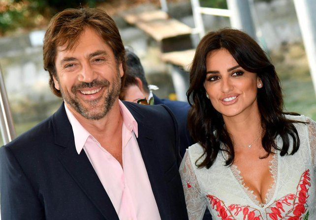Españoles en hollywood. Javier Bardem y Penélope Cruz.