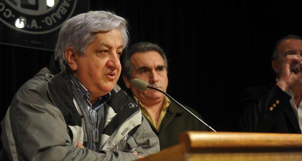 Piumato aseguró que el paro de judiciales es total y defendió a Moyano