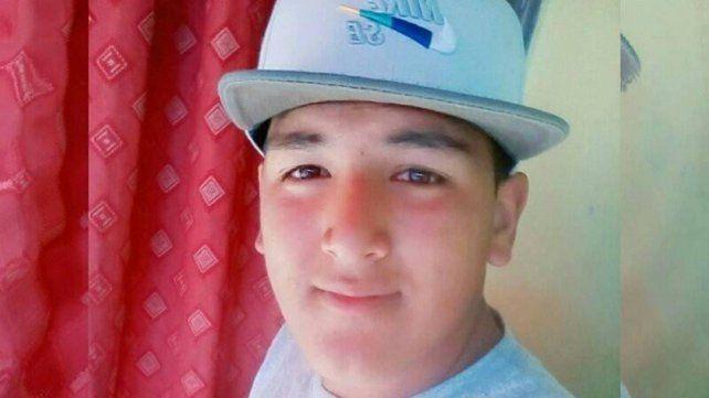 Misael Godoy tenía 17 años y cursaba 5º año en la Escuela 407 del barrio Las Flores