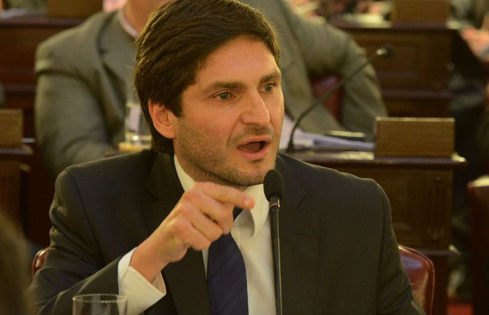 La pena de Pimpi Sandoval no puede ser negociada, aseguró el ministro Pullaro
