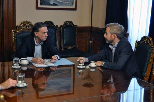 El gobierno negocia un acuerdo con el PJ Federal