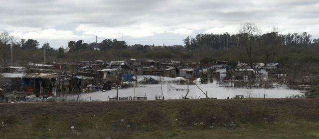 Ya estamos haciendo tareas de drenaje en las zonas más bajas