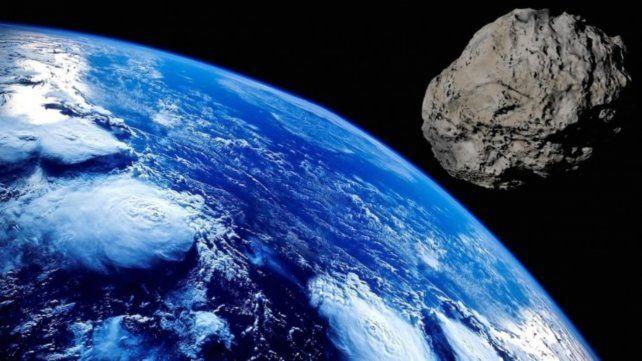 Pesadilla. El potencial destructivo de un asteroide es enorme.