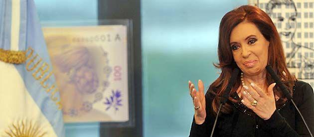 Cristina Fernández aseguró que las grandes transformaciones las movilizan los jóvenes.