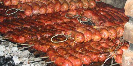 La Fiesta Provincial del Chorizo tuvo récord de asistentes: 7.000 personas