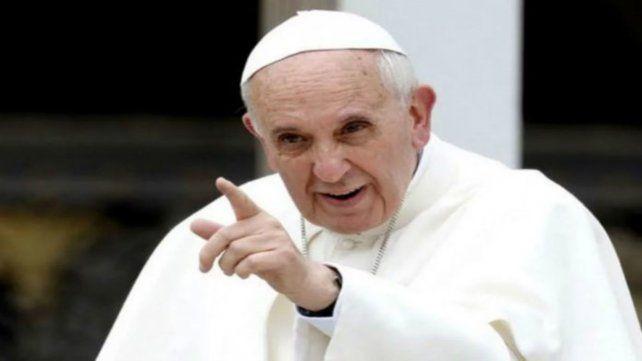 El Papa Francisco habló en un encuentro internacional de Derecho Penal.