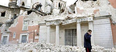 Los daños por el terremoto de Italia ascienden a 16 mil millones de dólares