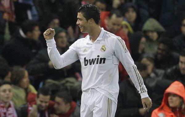 El astro portugués brilla en el Madrid.