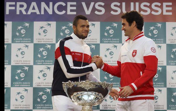 Francia busca su 10º título. Suiza