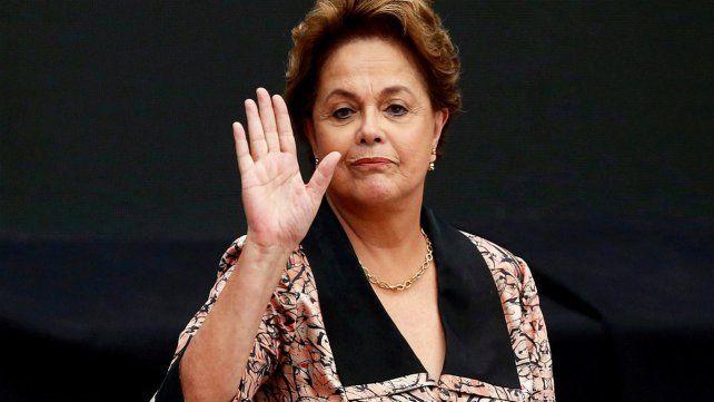 Saludo. La ex mandataria dijo que Morales sufrió un golpe de Estado.