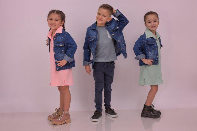 Norodia, ropa infantil para lucirse