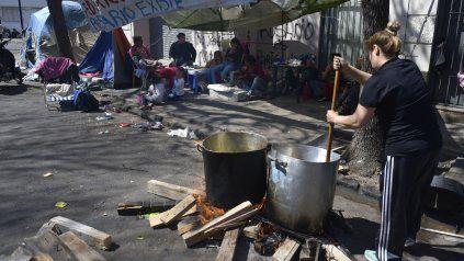 Una familia necesita 47.215,97 pesos para no ser pobre