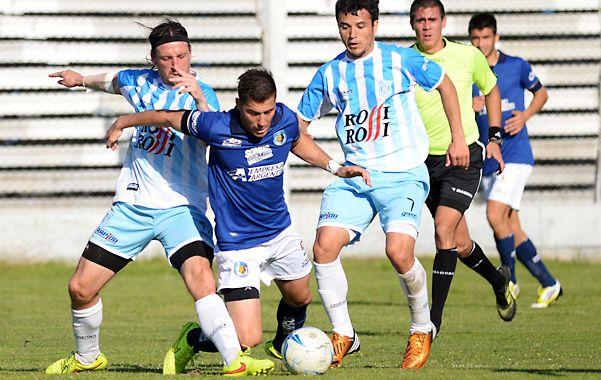 El equipo de barrio Ludueña  cayó ante Unión en Mar del Plata por 2 a 1.