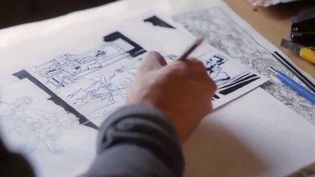 Una convocatoria para ilustradores e historietistas