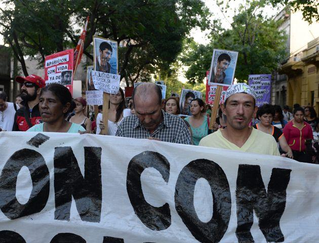 Godoy volvió a afirmar que a Franco lo mató la policía.