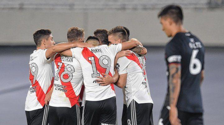 Colón le puso final a una racha de 10 partidos sin perder como visitante que sumaba ocho triunfos y dos empates.