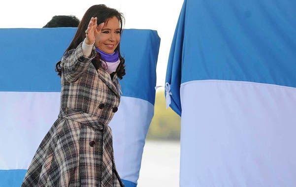 Allá voy. Cristina intentará en Brasil estrechar lazos con los Brics para ampliar los horizontes económicos y políticos.