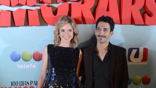 ¿Carla Peterson y Juan Minujín juntos en una nueva ficción?