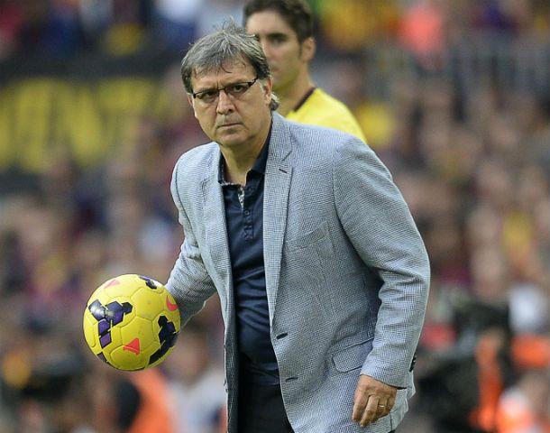 De su mano. Barcelona le ganó a Real porque el Tata Martino acertó en el planteo y sus jugadores respondieron en el juego.