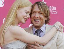 La actriz Nicole Kidman, madre de una niña que se llama Sunday Rose