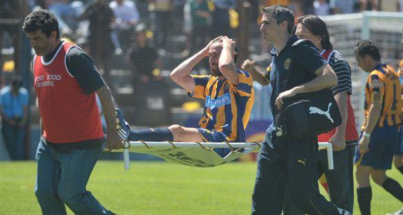 Lequi tiene lesionados los ligamentos del tobillo y Broun desgarrado no podrá jugar por 20 días