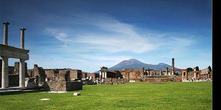 Declaran en estado de emergencia al yacimiento arqueológico de Pompeya