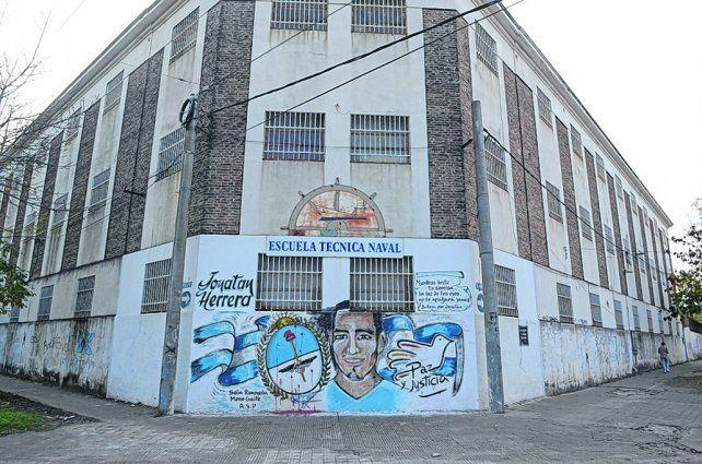 la institución. El edificio alquilado de Buenos Aires al 2700