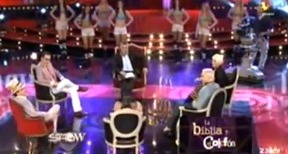 En sesión con Dady Brieva, Moria confesó que cobró por sexo