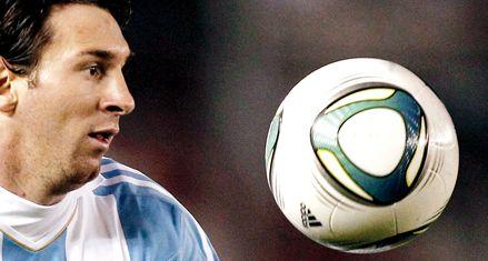 Argentina tuvo un debut arrollador y con un triplete de Higuaín venció 4 a 1 a Chile