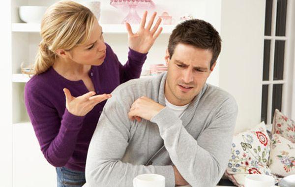Los enfrentamientos en el hogar aumentan las chances de sufrir estrés y otros problemas de salud.