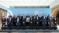 Consenso Fiscal 2020. Los gobernadores participaron del la firma del acuerdo.